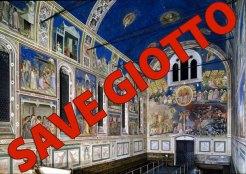 Unisciti all'iniziativa SaveGiotto